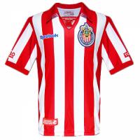 Chivas Guadalajara Soccer Jersey Home Retro Commemorative Replica 2007/08