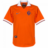 Netherlands Retro Soccer Jersey Home Replica 1997/98