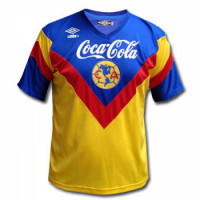 Club America Soccer Jersey Home Retro Replica 1993/94