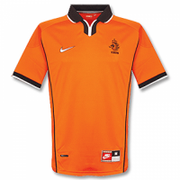 Netherlands Retro Soccer Jersey Home Replica World Cup 1998