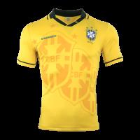 Brazil Retro Soccer Jersey Home Replica World Cup 1994