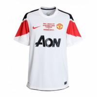 Manchester United Soccer Jersey Away Retro Replica 2010/11