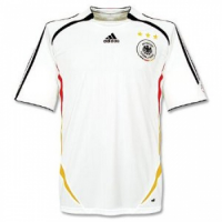2006 World Cup Germany Home Retro Soccer Jerseys Shirt