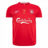 Liverpool Retro Soccer Jersey Champion League Replica 2005
