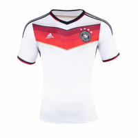 Germany Retro Soccer Jersey Home Replica World Cup 2014