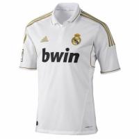 Real Madrid Retro Soccer Jersey Home Replica 2011/12