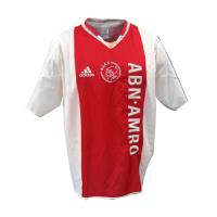 04/05 Ajax Home Red&White Retro Soccer Jerseys Shirt