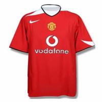 Manchester United Retro Soccer Jersey Home Replica 2005/06