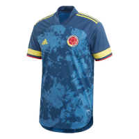 Colombia Soccer Jersey Away (Player Version) 2020