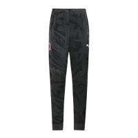 19/20 AC Milan Black Training Trousers