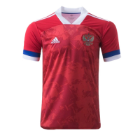 Russia Soccer Jersey Home (Player Version) 2020