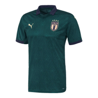 19/20 Italy Third Away Green Soccer Jerseys Shirt