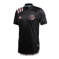 2020 Inter Miami CF Away Black Soccer Jerseys Shirt