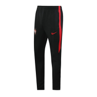 2020 Portugal Black&Red Training Trousers