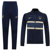 20/21 UNAM Pumas Navy Player Version Training Kit(Jacket+Trouser)