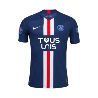 20/21 PSG Navy&Red Limited Edition Soccer Jerseys Shirt