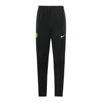 20/21 Atletico Madrid Black&Green Player Version Training Trouser