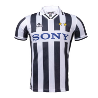 Juventus Retro Soccer Jersey Home Replica 1996/97