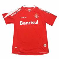 2006 SC Internacional Home Red Retro Soccer Jerseys Shirt