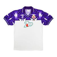 Fiorentina Retro Soccer Jersey Away Replica 1992/93
