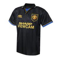 Manchester United Retro Soccer Jersey Away Replica 1994/95