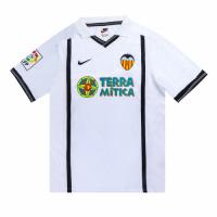 Valencia Retro Soccer Jersey Home Replica 2000/01