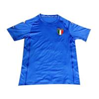 Italy Retro Soccer Jersey Home Replica World Cup 2002