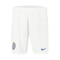 19-20 Chelsea Away White Soccer Jerseys Kit(Shirt+Short)