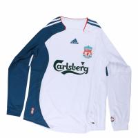 Liverpool Retro Soccer Jersey Third Away Long Sleeve Replica 2006/07