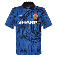 Manchester United Retro Soccer Jersey Away Replica 1992/93