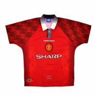Manchester United Retro Soccer Jersey Home Replica 1996/97