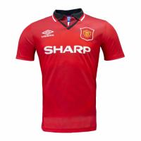 Manchester United Retro Home Red Replica 1994/95