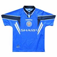 Manchester United Retro Soccer Jersey Third Away Replica 1996/97
