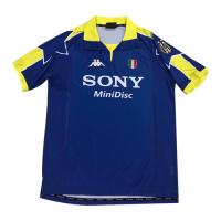 Juventus Retro Soccer Jersey Third Away Replica 1997/98