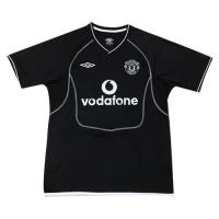 Manchester United Retro Soccer Jersey Goalkeeper Replica 2000/01