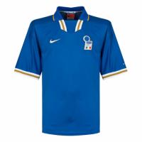 Italy Retro Soccer Jersey Home Replica Euro Cup 1996