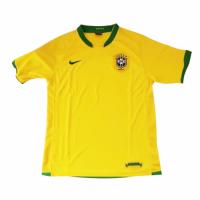 Brazil Retro Soccer Jersey Home Replica World Cup 2006