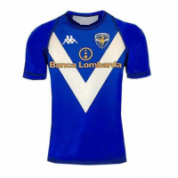 03/04 Brescia Calcio Home Blue Retro Jerseys Shirt