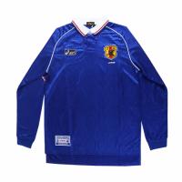 Japan Retro Soccer Jersey Long Sleeve Replica World Cup 1998
