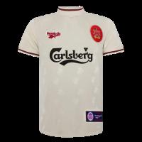 Liverpool Retro Soccer Jersey Away Replica 1996/97