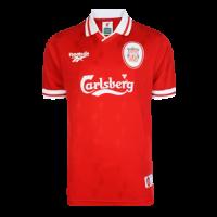 Liverpool Retro Soccer Jersey Home Replica 1996/97
