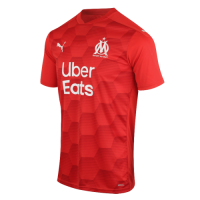 20/21 Marseille Goalkeeper Red Jerseys Shirt
