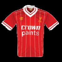 Liverpool Retro Soccer Jersey Home Replica 1983/84