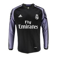 Real Madrid Retro Soccer Jersey Third Away Long Sleeve Replica 2016/17