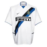 Inter Milan Retro Soccer Jersey Away Replica 2002/03