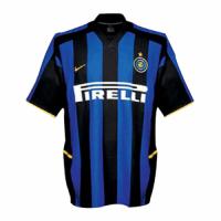 Inter Milan Retro Soccer Jersey Home Replica 2002/03