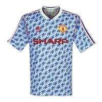 Manchester United Retro Soccer Jersey Away Replica 1990/92