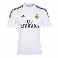 Real Madrid Retro Soccer Jersey Home Replica 2014/15