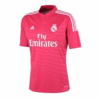 Real Madrid Retro Soccer Jersey Away Replica 2014/15