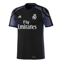 Real Madrid Retro Soccer Jersey Third Away (Player Version) 2016/17